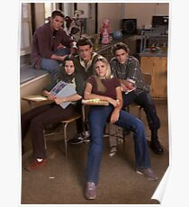 Freaks and Geeks Poster