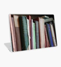 Books to read. Laptop Skin