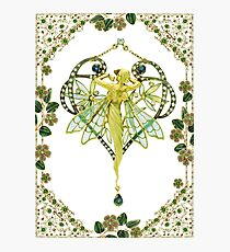 The Emerald Fairy Photographic Print
