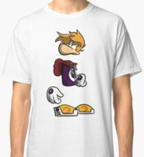 Grumpy Rayman Classic T-Shirt