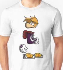 Grumpy Rayman Unisex T-Shirt