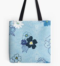 Ribbons Of Love (Type 1 Diabetes Awareness) Tote Bag