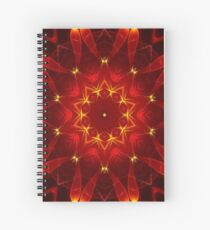 Autumn Starlight Spiral Notebook
