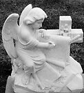 Dear God Angel by Marie Sharp