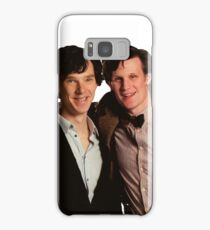 Sherlock and Eleven Samsung Galaxy Case/Skin