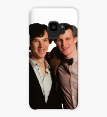 Sherlock and Eleven Case/Skin for Samsung Galaxy