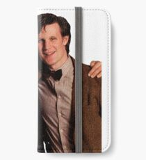 Sherlock and Eleven iPhone Wallet/Case/Skin