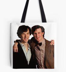 Sherlock and Eleven Tote Bag