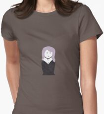 Purple Hair Goth Nesting Doll T-Shirt