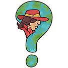 Where in the world is Carmen Sandiego? by quietsnooze