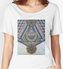 Sacred Temple Women's Relaxed Fit T-Shirt