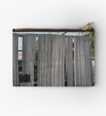 Last Wall Standing.  Studio Pouch
