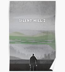 Silent Hill 2 Poster Poster
