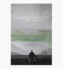 Silent Hill 2 Poster Photographic Print