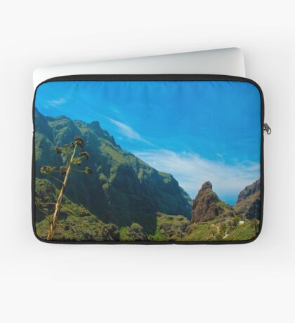 Masca - the most beautiful place on earth Laptop Sleeve