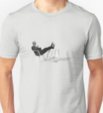 Marcello Mastroianni takin' it easy Unisex T-Shirt