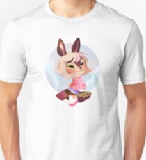 Sky bunny Unisex T-Shirt