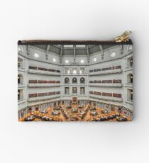 The Reading Room Studio Pouch