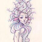 The Berry Hair Faun  by Heather Hitchman