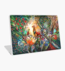 The Flowers and Fruits Laptop Skin