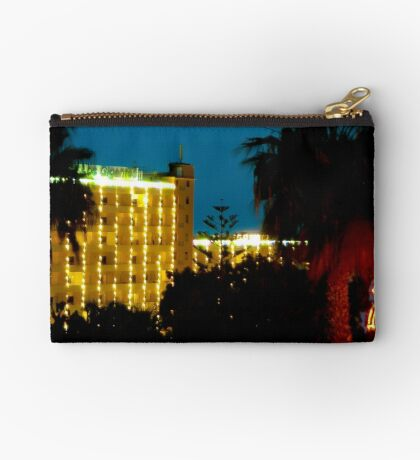 Los Gigantes at Christmas Studio Pouch