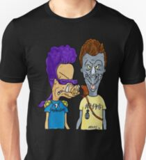 BeavBop And ButtSteady Unisex T-Shirt