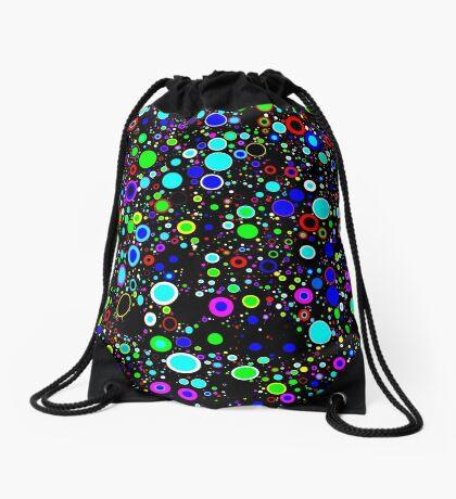 Spots 004 Drawstring Bag