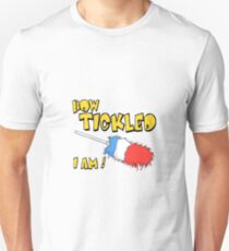 CHUCKLE MUSCLE TICKLER T-Shirt