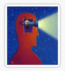 Shine Your Light Sticker