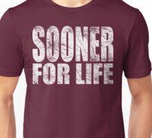 Sooner for Life Unisex T-Shirt
