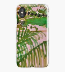 Thai Birds on a wire iPhone Case/Skin