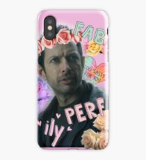 Flower Crown Goldblum iPhone Case
