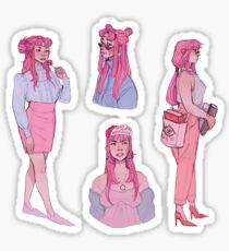 Bonnibel Bubblegum Sticker