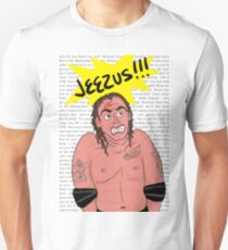 Zandig JEZUS! Unisex T-Shirt