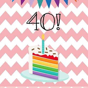40! Piece of Cake! by beauty-of-life