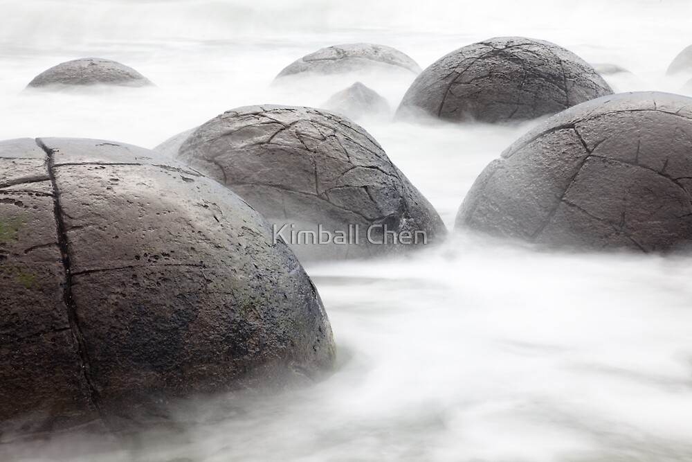 Into the Mist by Kimball Chen