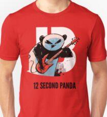 12 Second Panda T-Shirt