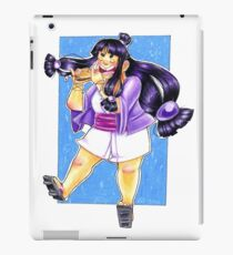 Maya Fey Eats Away iPad Case/Skin