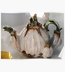 Teapot with style Poster