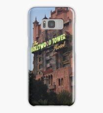 Hollywood Tower of Terror Samsung Galaxy Case/Skin