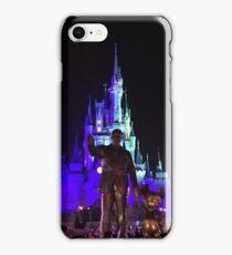 Walt and Mickey (Night) iPhone Case/Skin