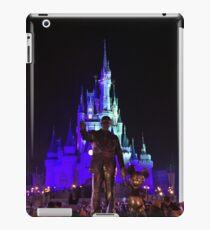 Walt and Mickey (Night) iPad Case/Skin