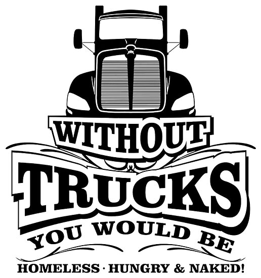 Without Trucks Photographic Prints By Thatstickerguy