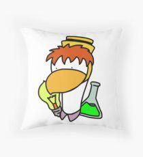 Gadget Man Throw Pillow