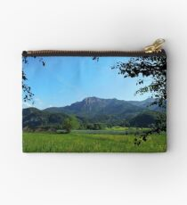 Germany, Landscape, Mountain Studio Pouch