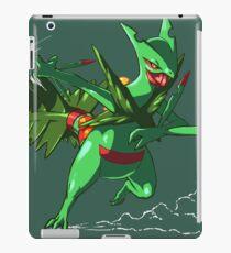 Team Grass - Mega Sceptile iPad Case/Skin