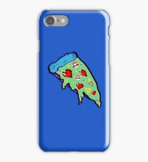 Pizza & Games ver.NationalPizzaDay iPhone Case/Skin