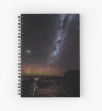 Majestic &  Wild Spiral Notebook