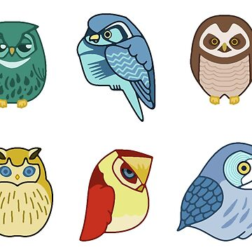 Owl HOOT by wss3