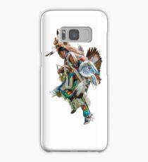 Battle dance American Indians  Samsung Galaxy Case/Skin